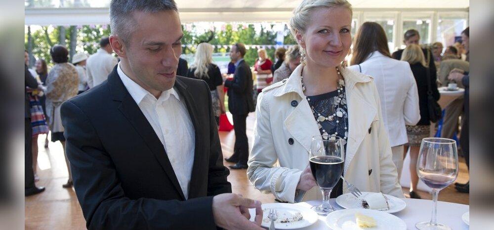 Vaata, milline on multimiljonär Andrei Korobeiniku pruut!
