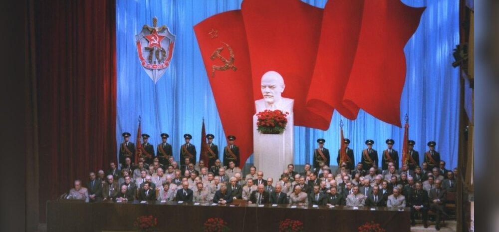 Agressioon, putš ja atentaat Moskva KGB-laste arsenalis läbi aegade