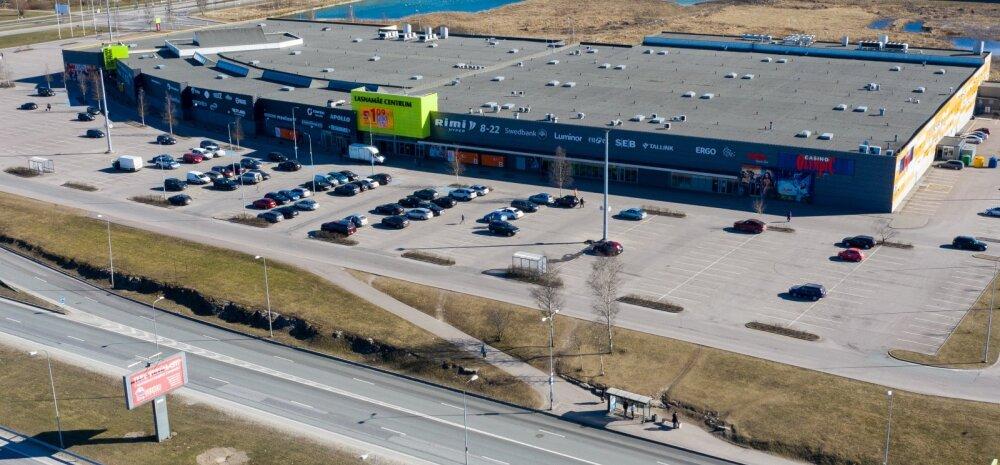 Tallinna kaubanduskeskused