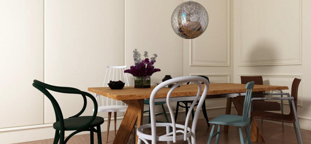 Häid nippe, kuidas oma kodule pisikeste detailidega luksuslikum välimus anda