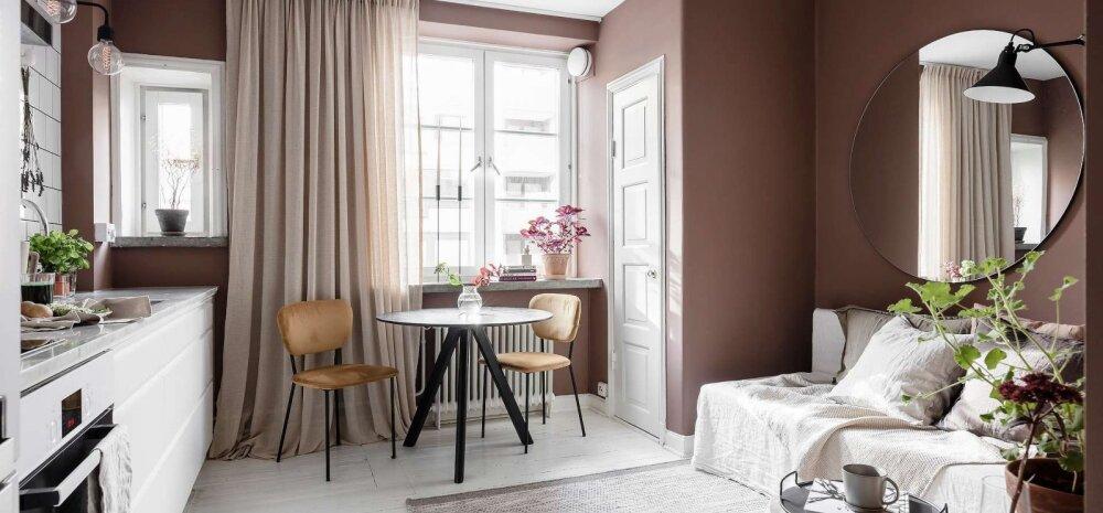 FOTOD | Imepisike kodu, mis on kujundatud roosades toonides