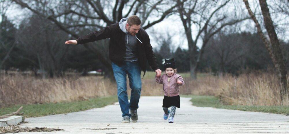 Uued ajad, uued nõuded: need on 25 asja, millega iga moodne isa peab tänapäeval toime tulema ja oskama lastele õpetada
