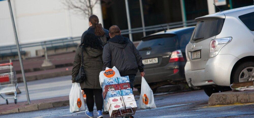 Miks piirduda Lätiga? Kus on veel odavam alkohol ja kus on see hirmkallis?