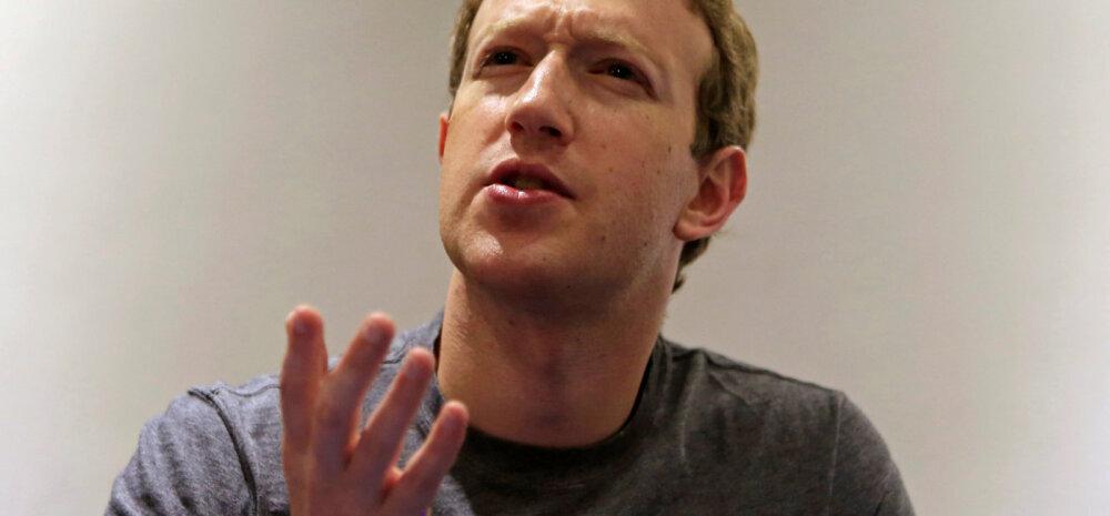 Kas Facebooki looja siirdub poliitikasse? Ja miks see oleks hirmuäratav mõte