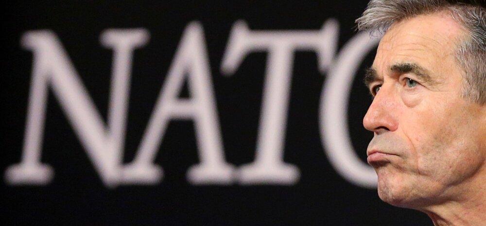 Ameerika ajaleht: lisaväed Baltimaades ei põhjusta unetuid öid Kremlis, NATO peab tegema rohkem