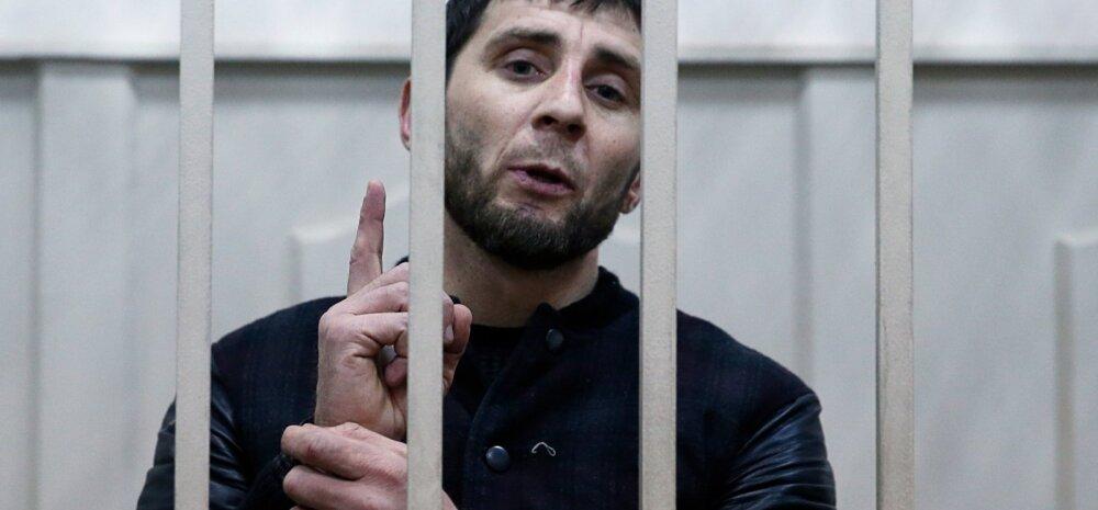 FOTOD JA VIDEO: Nemtsovi mõrvas esitati süüdistus kahele tšetšeenile, üks tunnistas süüd