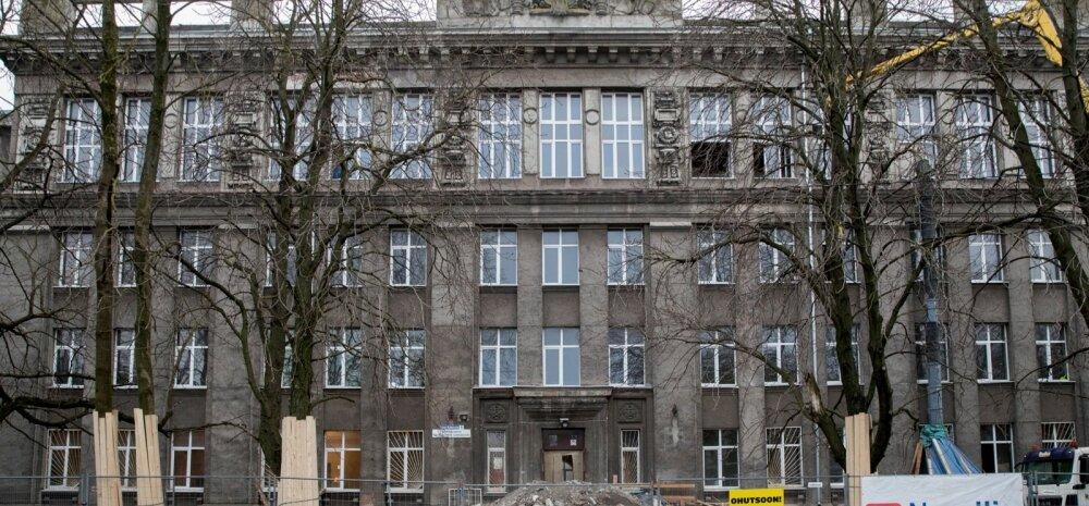 GAG-i uus hoone Vana-Kalamaja 9