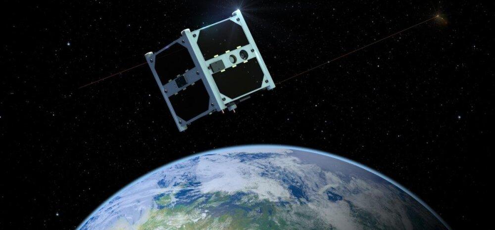 Eesti tehiskaaslane ESTCube-1 lõpetas missiooni. ESTCube-2 plaanid on juba töös