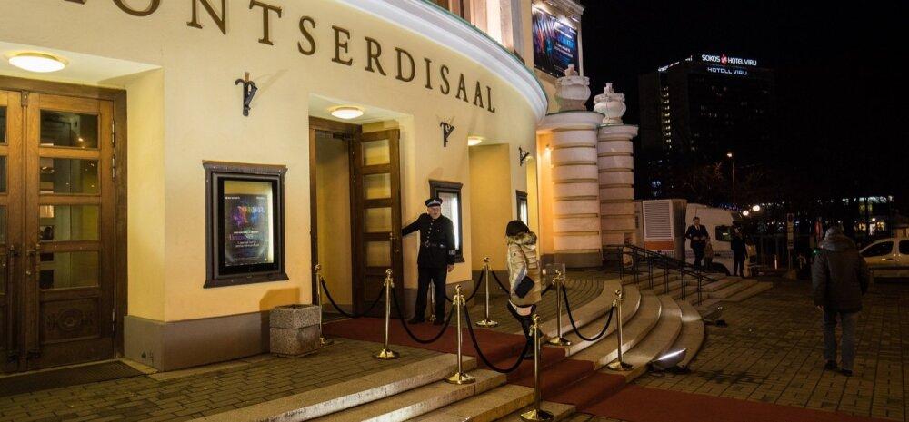 Eesti Kontserdi ja Hennessy uusaastakontsert Estonias