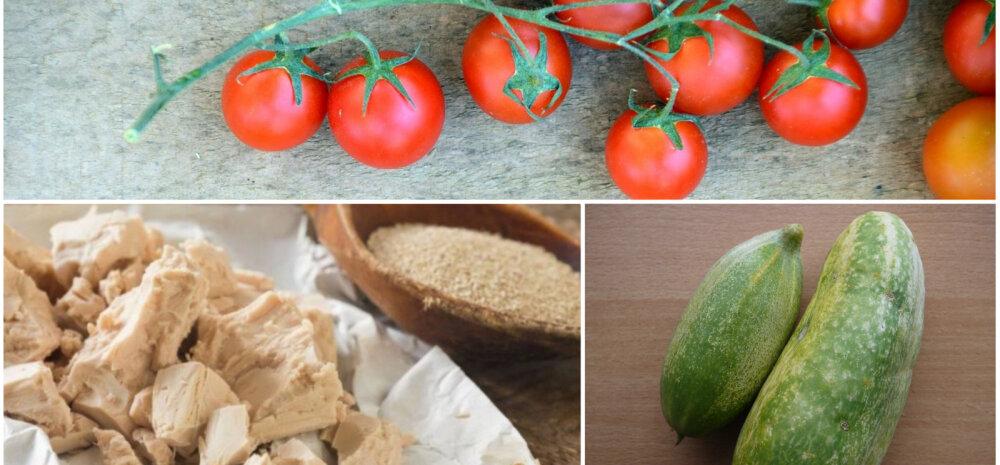 РЕЦЕПТ │ Как подкормить дрожжами помидоры и огурцы