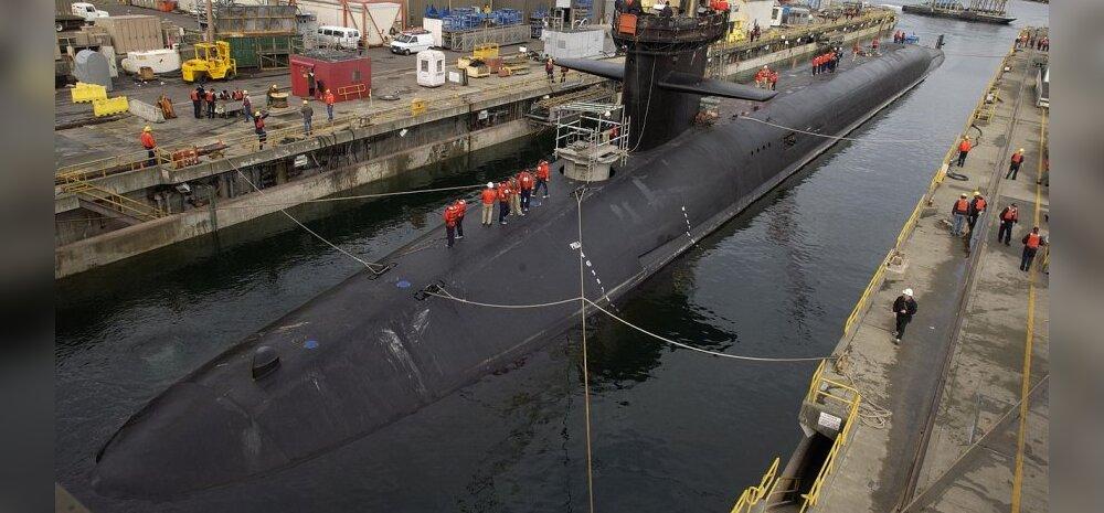 Kümme kõige paremat tuumaallveelaeva maailmas, vähemalt hiinlaste arvates