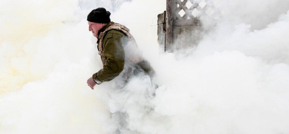 Vene sõjategevus Ukrainas on intensiivistunud