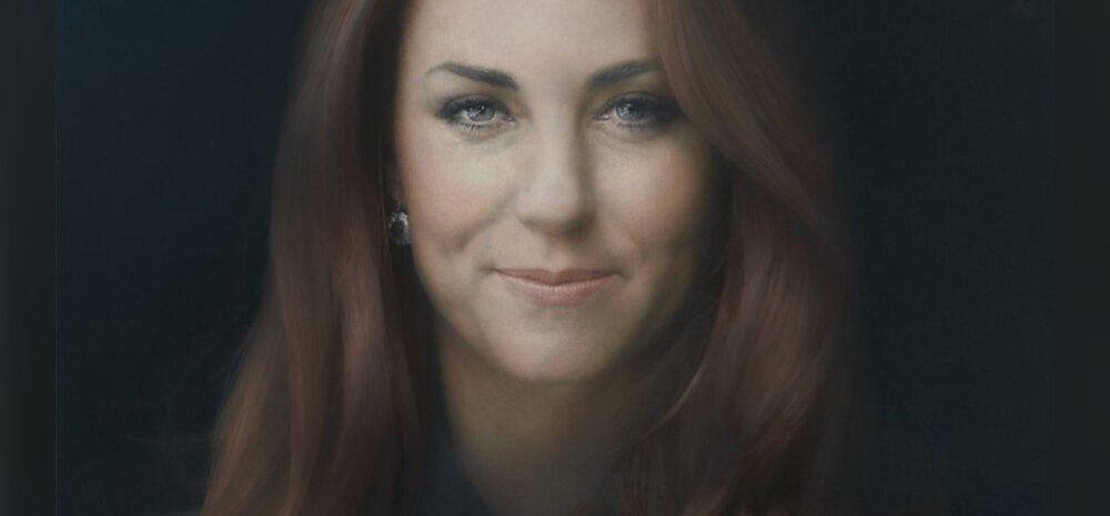 Internetis levivad Kate'i kuninglikku portreed mõnitavad naljapildid
