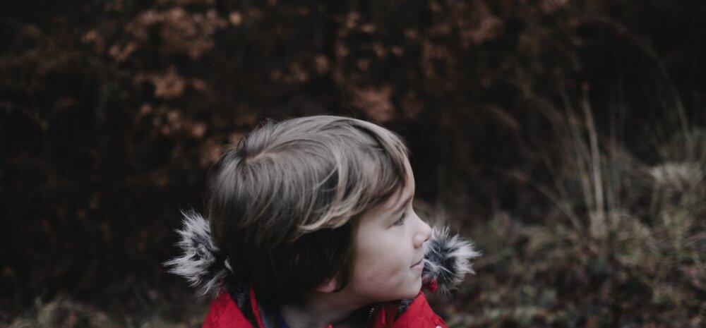 Lapse rahutu uni viitas tõsisele terviseprobleemile