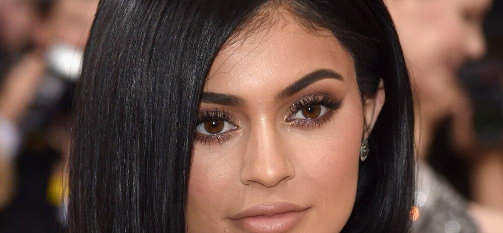 Vaata ja kadesta: Kylie Jenner sai 19. sünnipäevaks meretäie luksuslikke kingitusi