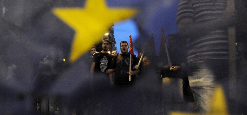 KREEKA KRIISI OTSEBLOGI: Euroopa on Tsiprasest tüdinud ja ootab referendumit