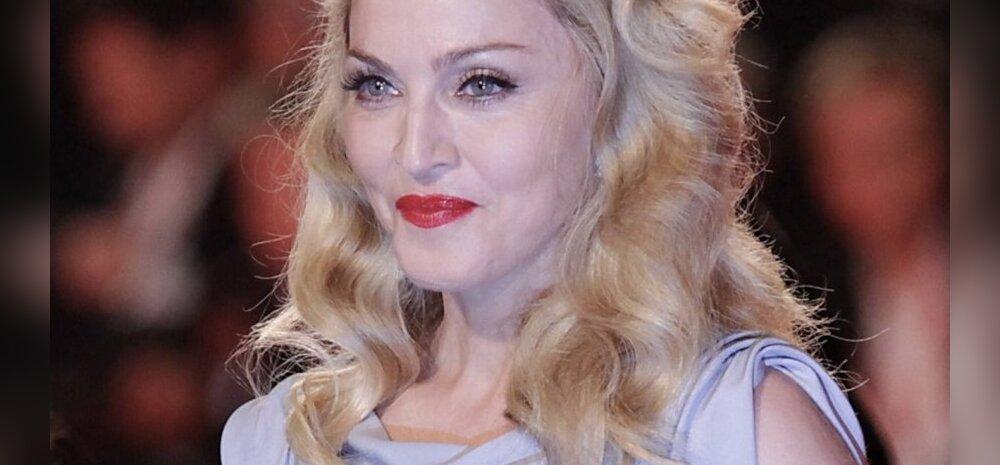 Vabšee! Peterburi kohus saadab Madonnale kohtukutseid