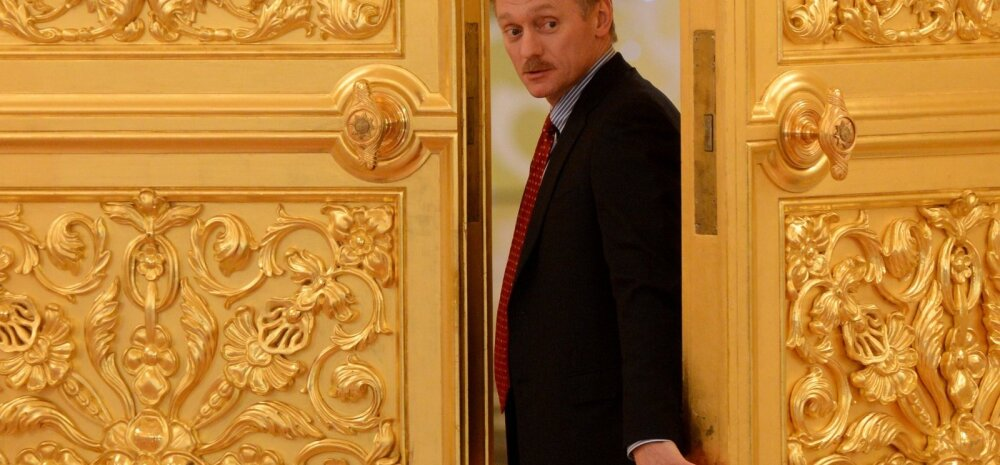 Peskov: Kreml keeldub suhete normaliseerimisest Türgiga