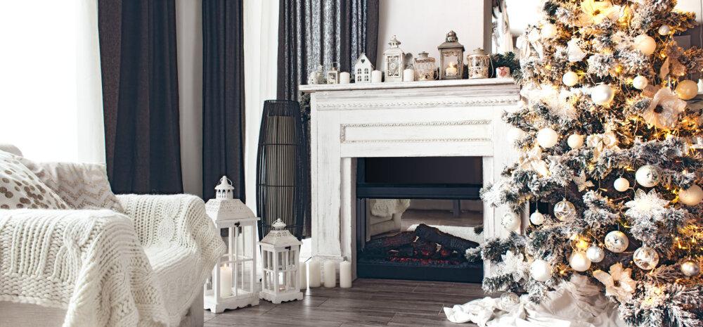 Kui ilm jõulutunnet ei tekita, loo meeleolu sisustuse abil — vaata lahedaid ideid!