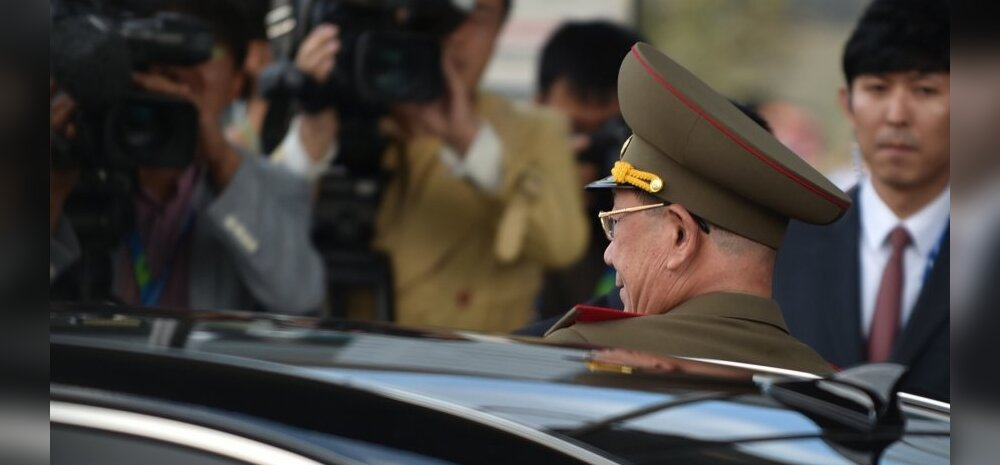 Põhja-Korea hakkas naabriga taas läbi rääkima