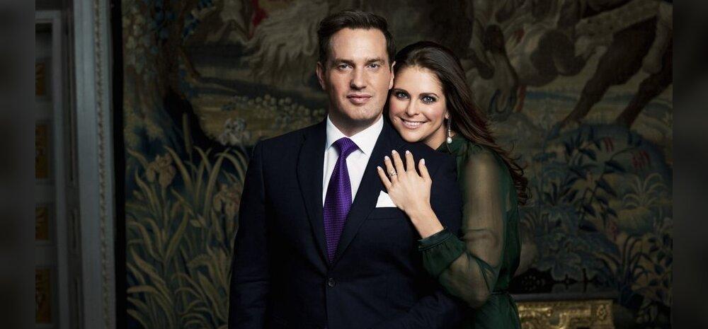 Kuninglik kõmu: printsess Madeleine'i kihlatu emal oli armulugu prints Charlesiga?