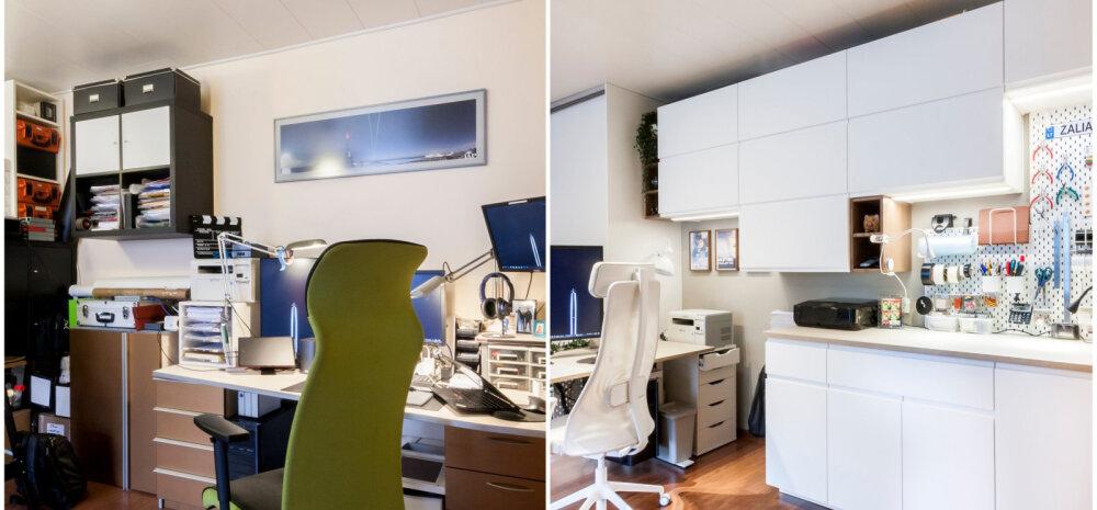 ДО И ПОСЛЕ | Советы дизайнера для работы из дома: 5 шагов к идеальному рабочему месту на дому