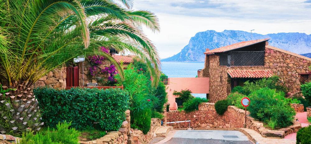 Kliimapagulased, kiirustage! Sardiinias müüakse maju kõigest ühe euroga