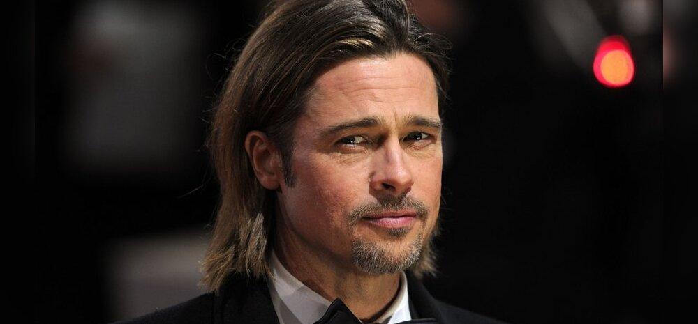 "Brad Pitt: homodele ""jah"", kanepile ""ei"""