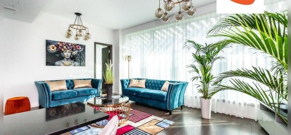 Kodu luksuslikus korterelamus kõnetab šiki sisuga