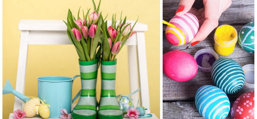Munadepühad tulekul! Seitse head soovitust kodu kaunistamiseks