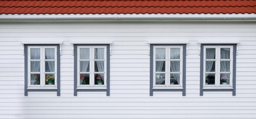 """Mida teha, kui aknad """"higistavad""""?"""