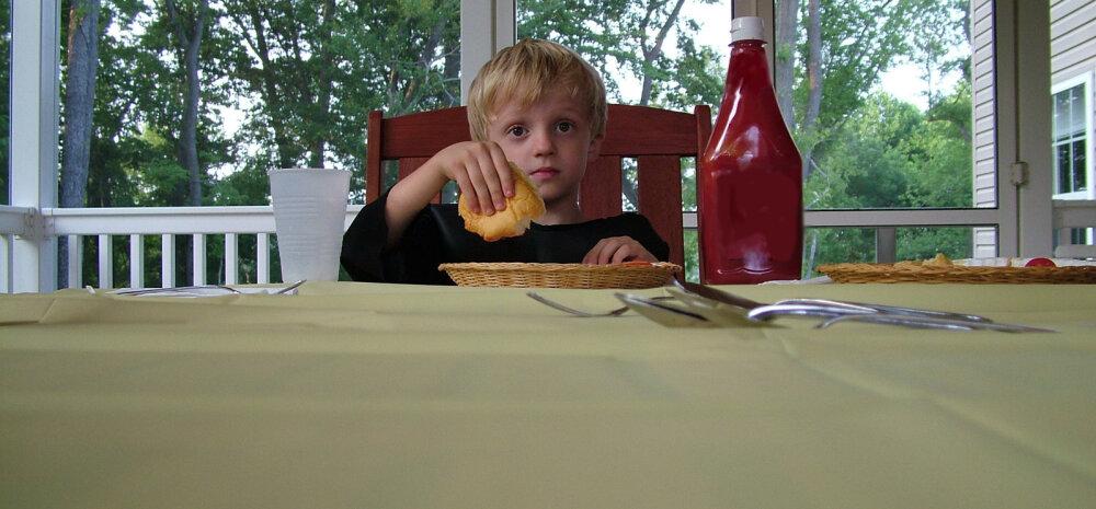 Tervise alustalad tuleb paika panna varakult: viis vitamiini, mida su laps vajab
