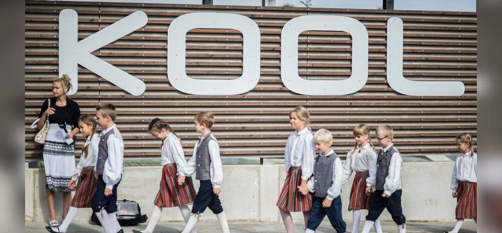 Viimsis avati täna Eesti kaasaegseim, Randvere kool