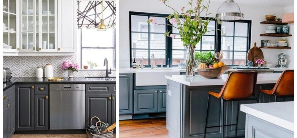 FOTOD | 12 säravat halli kööki, mis ei mõju grammigi igavalt