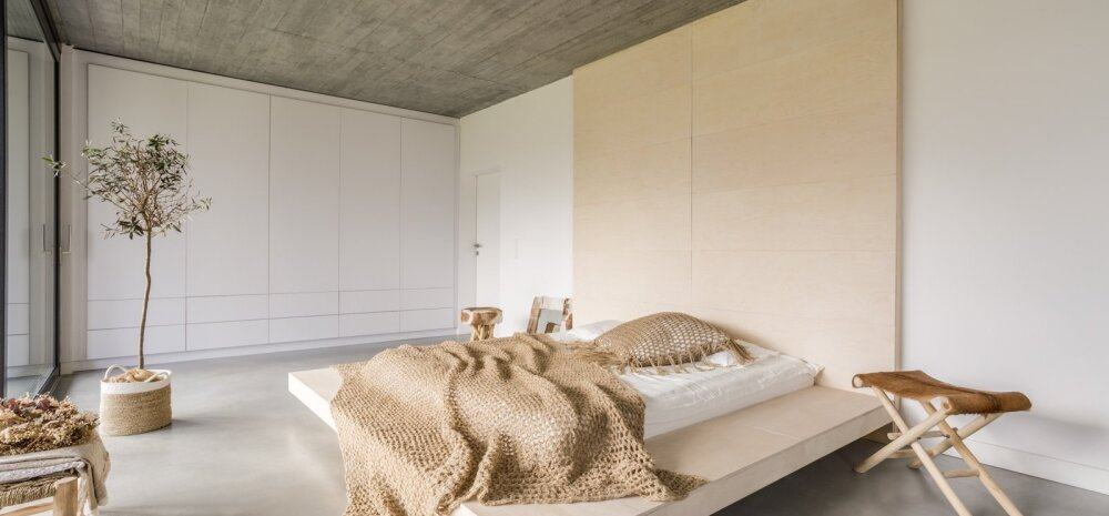 SISUSTUSSTIIL │ Lihtne ja askeetlik minimalism
