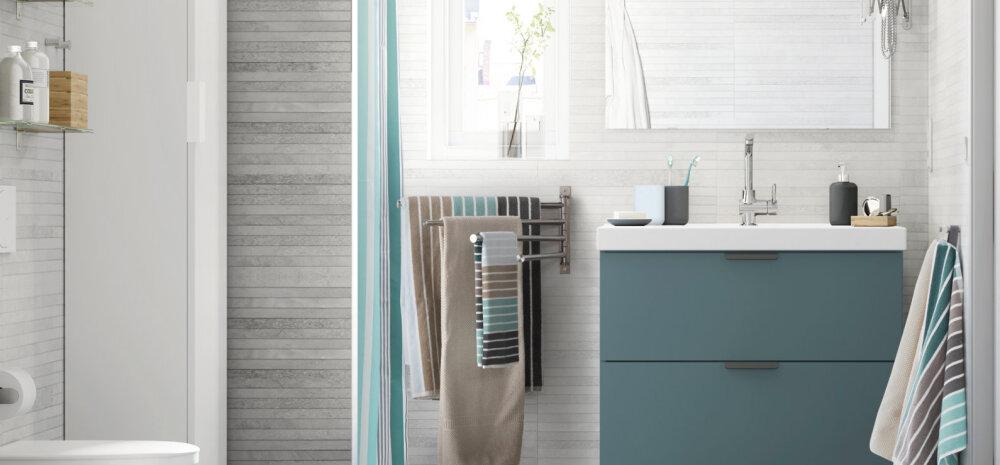 Suurimad apsakad, millest vannitoa kujundamisel hoiduda