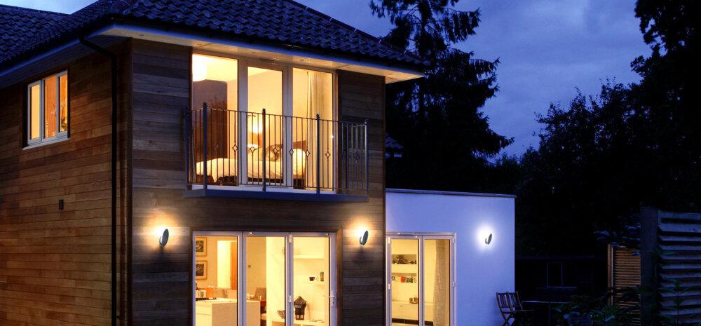 Светильники LEDVANCE для домашнего освещения: современные LED-технологии, функциональность и привлекательный дизайн