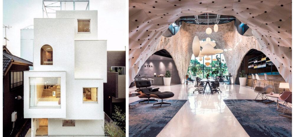 Arhitektuur ei pea olema igav — 25 ülipõnevat uusehitist maailma eri paigust