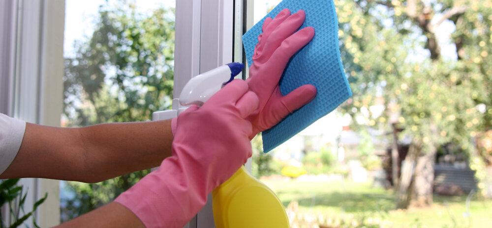 ДЕЛАЕМ САМИ | Лучшее средство для мытья окон без разводов