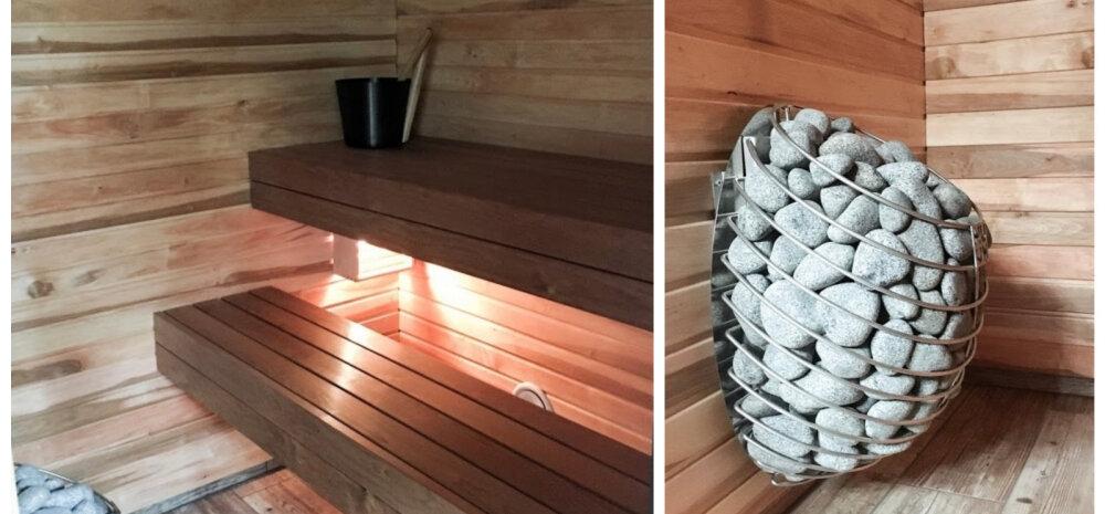KODUBLOGI | Kuidas me ise sauna ehitasime ja mis see kõik maksma läks