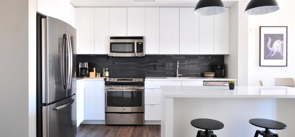 Выбор холодильника: интерьер кухни и удобство