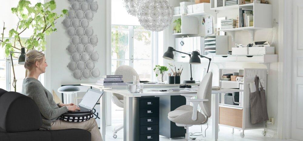 ФОТО | Домашний офис: дизайнер советует, как обустроить рабочую зону дома
