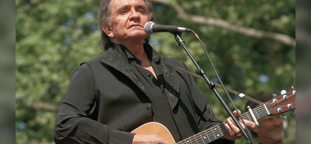 KIIRLOOS: Võida piletid Johnny Cashi tribüütkontserdile!