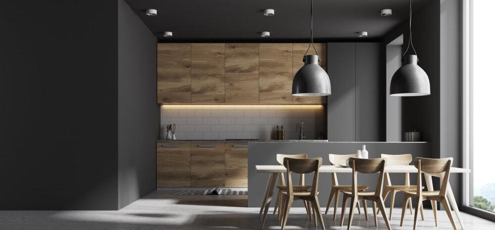 Kümme trendi, mida moodsas köögis aina enam kohata võib