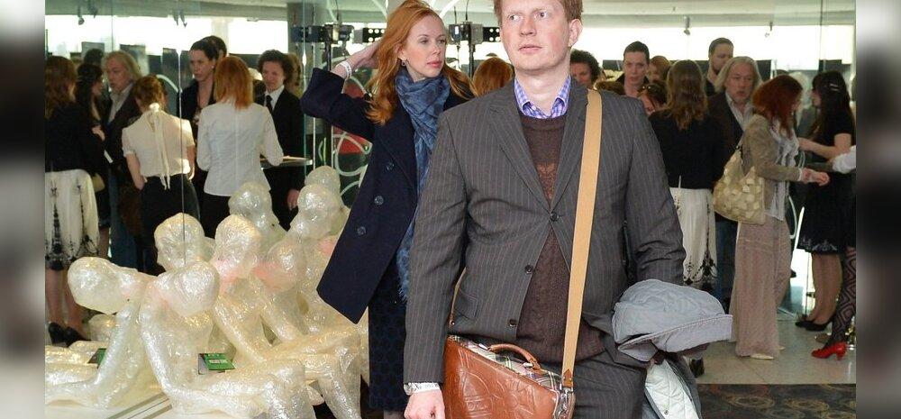 Kris Taska ja Maria Avdjuško tulid filmipeole koos
