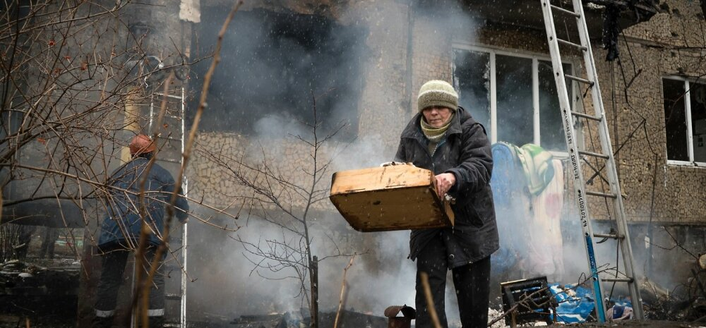 Ukraina: Debaltseve on separatistide turmtule all