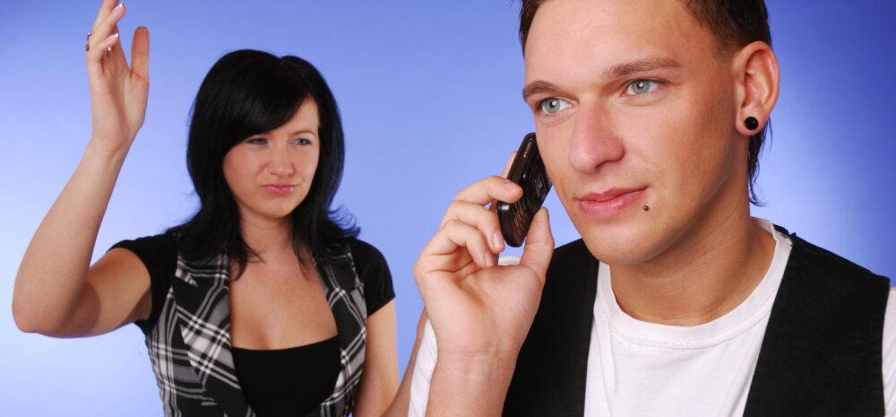 Õnnetu mees: naine muudkui kahtlustab, et ma petan teda — kas varsti peangi seda tegema?