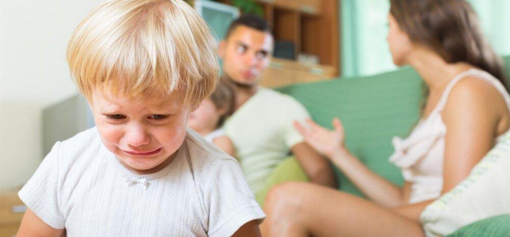 Mida teha, kui karjusid lapse peale ja tahaksid ära leppida