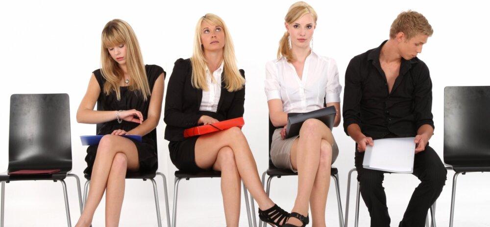 Tüdinud tööotsija: tööandjad mängivad ainult lolli ja raiskavad inimeste aega!