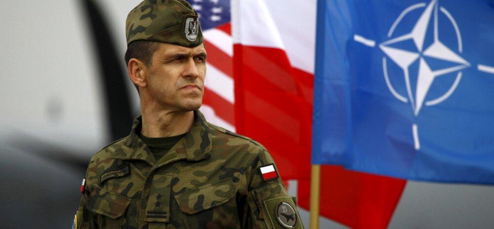Suwalki koridor: Baltimaade julgeoleku Achilleuse kand Poola ja Leedu vahel